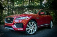 2017 Jaguar F-PACE Overview