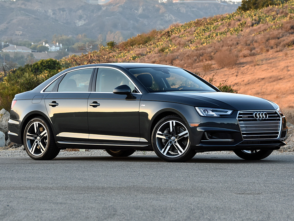 2017 Audi A4 Prestige Manhattan Gray