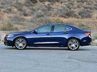 2016 Acura TLX Advance Fathom Blue