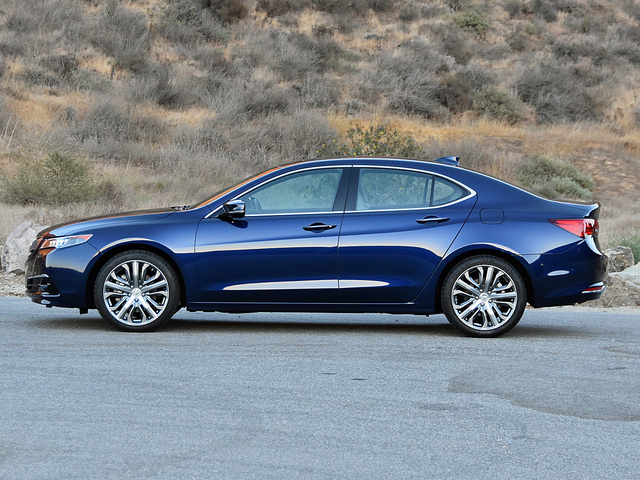 Ilx Acura Reviews >> 2016 Acura TLX - Pictures - CarGurus