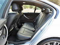 2016 BMW 3 Series, 2016 BMW 340i back seat, gallery_worthy