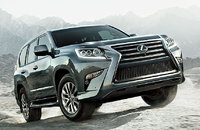 2017 Lexus GX 460 Picture Gallery