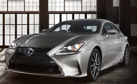2017 Lexus RC 300, Front-quarter view, exterior, manufacturer, gallery_worthy