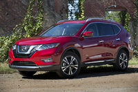 2017 Nissan Rogue Hybrid, Front-quarter view, gallery_worthy