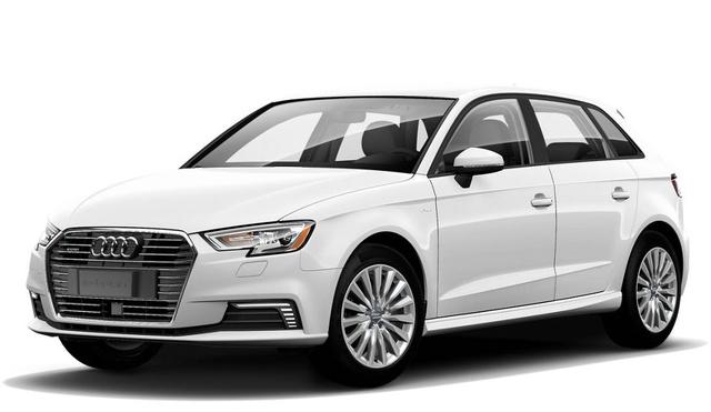 2017 Audi A3 Sportback, Front-quarter view., exterior, manufacturer