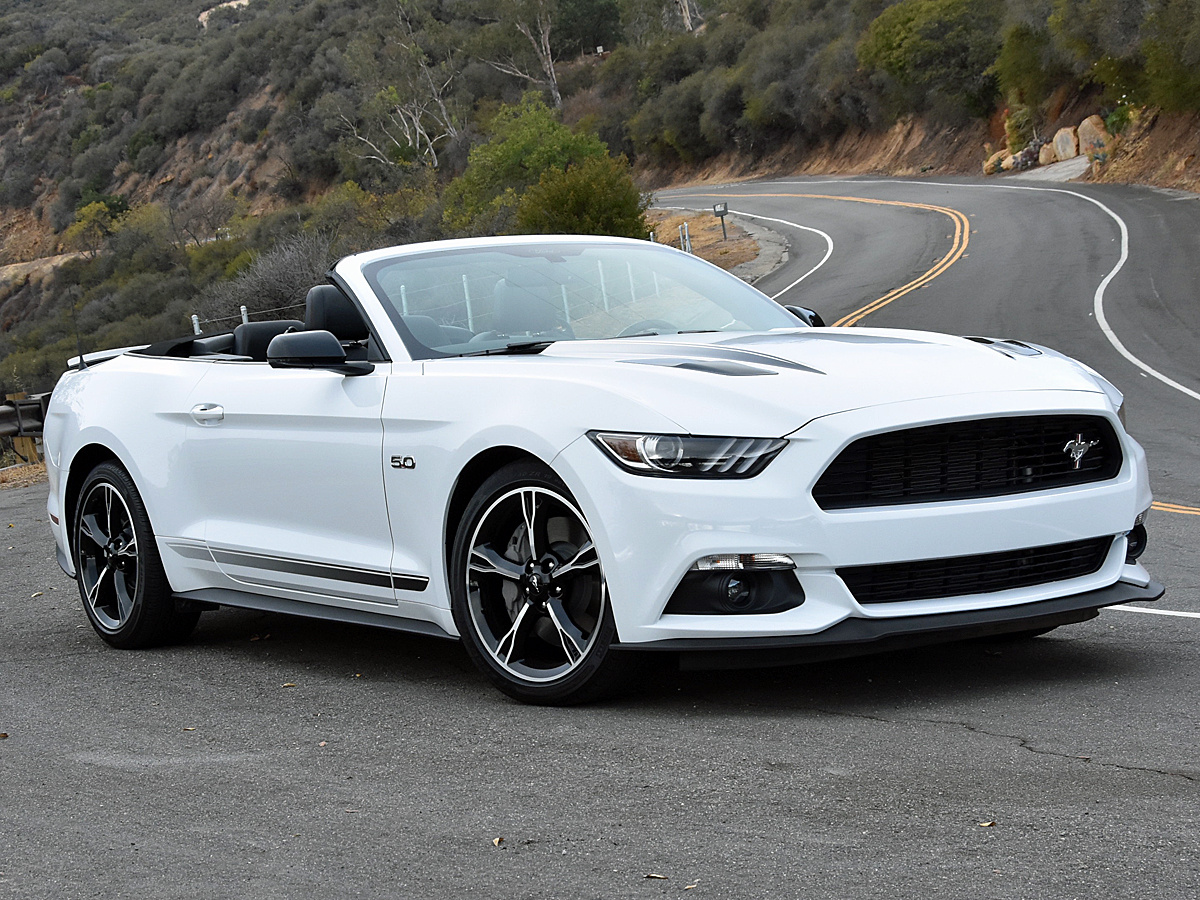 2017 ford mustang test drive review