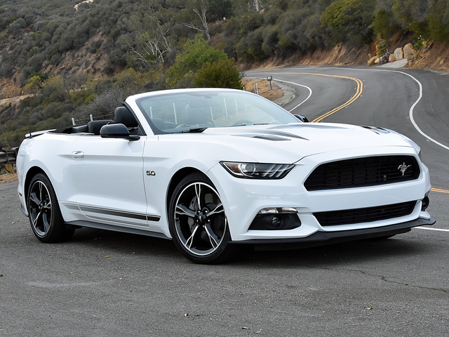 2017 ford mustang overview cargurus