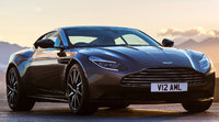 2017 Aston Martin DB11, Front-quarter view., exterior, manufacturer, gallery_worthy