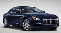 2017 Maserati Quattroporte, Front-quarter view., exterior, manufacturer, gallery_worthy