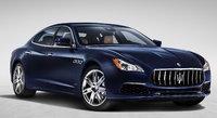 2017 Maserati Quattroporte, Front-quarter view., exterior, manufacturer