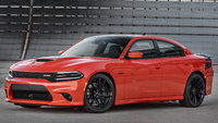 2017 Dodge Charger, Front-quarter view., exterior, manufacturer