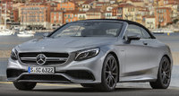 2017 Mercedes-Benz S-Class Coupe, Front-quarter view., exterior, manufacturer, gallery_worthy