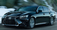 2017 Lexus GS Turbo, Front-quarter view., exterior, manufacturer