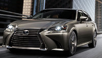 2017 Lexus GS 350 Picture Gallery
