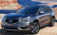 2017 Acura MDX Picture Gallery