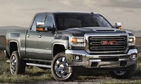 2017 GMC Sierra 3500HD Overview