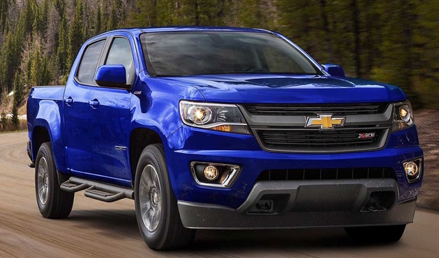 2017 chevrolet colorado overview cargurus. Black Bedroom Furniture Sets. Home Design Ideas