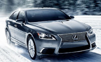 2017 Lexus LS 460 Picture Gallery