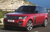 2017 Land Rover Range Rover, Front-quarter view of the European/UK version., exterior, manufacturer, gallery_worthy