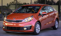 2017 Kia Rio, Front-quarter view., exterior, manufacturer, gallery_worthy