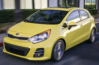 2017 Kia Rio5, Front-quarter view., exterior, manufacturer, gallery_worthy