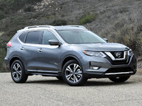 2017 Nissan Rogue Hybrid SL in Gun Metallic, gallery_worthy