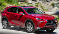 2017 Lexus NX 300h Picture Gallery