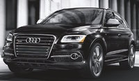 2017 Audi SQ5 Picture Gallery