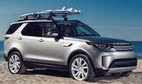 2017 Land Rover Discovery Overview