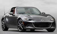 2017 Mazda MX-5 Miata Overview