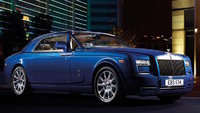 2017 Rolls-Royce Phantom Coupe, Front-quarter view of European/UK version., exterior, manufacturer, gallery_worthy