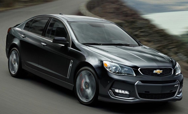 Chevrolet Ss Preview Overview Pic X