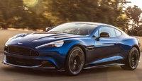 2017 Aston Martin Vanquish, Front-quarter view., exterior, manufacturer, gallery_worthy