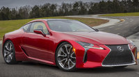 2018 Lexus LC 500 Picture Gallery