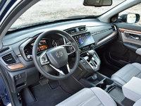 2017 Honda CR-V Touring Dashboard