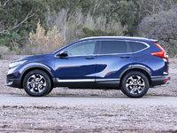 2017 Honda CR-V Touring in Obsidian Blue