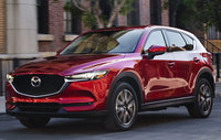 2017 Mazda CX-5, Front-quarter view., gallery_worthy