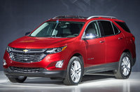 2018 Chevrolet Equinox, Front-quarter view., gallery_worthy