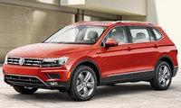 2018 Volkswagen Tiguan Picture Gallery