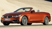 2018 BMW 4 Series, Front-quarter view of European version., exterior, manufacturer, gallery_worthy