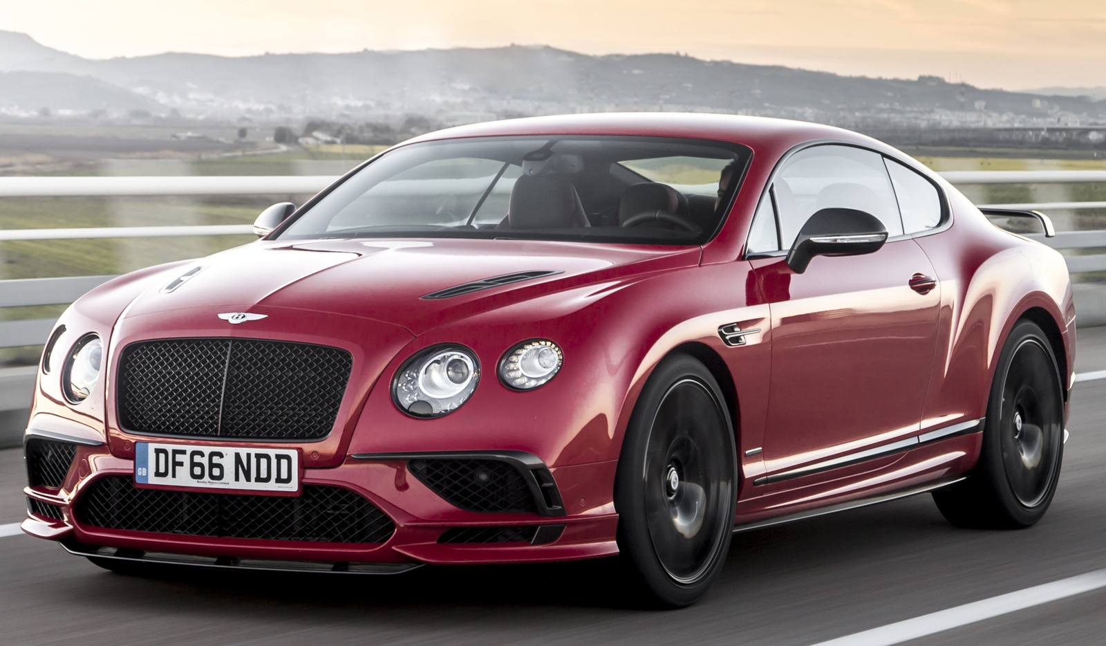 2017 Bentley Continental Supersports Overview Cargurus