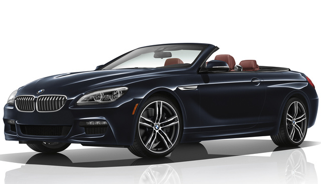 2018 Bmw 6 Series Overview Cargurus