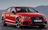 2017 Audi RS 3, Front-quarter view of European version., exterior, manufacturer, gallery_worthy