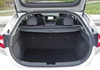 2017 Hyundai Ioniq cargo space