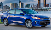 2018 Kia Rio, Front-quarter view., exterior, manufacturer, gallery_worthy