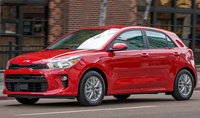 2018 Kia Rio5, Front-quarter view., exterior, manufacturer, gallery_worthy