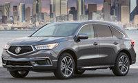 2017 Acura MDX Sport Hybrid Overview
