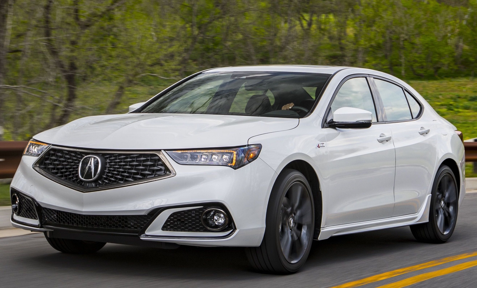 2018 Acura Tlx Test Drive Review