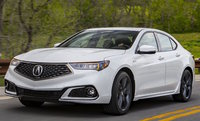 2018 Acura TLX Picture Gallery