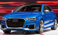 2018 Audi RS 3, Front-quarter view., exterior, manufacturer, gallery_worthy